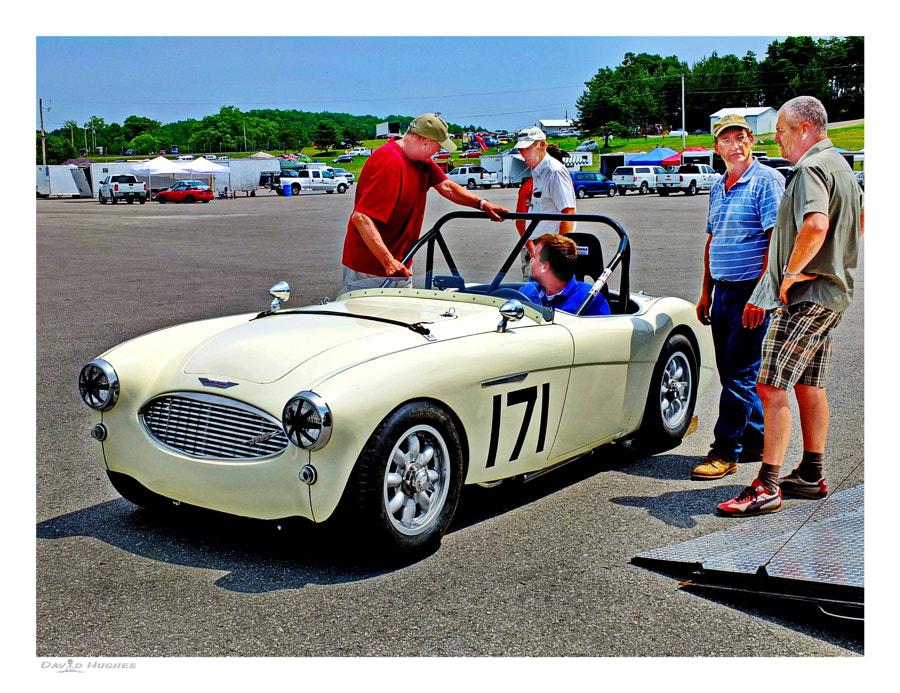 Healey 3000 Racer