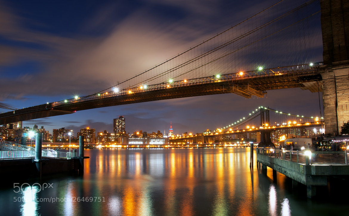 Photograph Bridges by Dan Goldberger on 500px