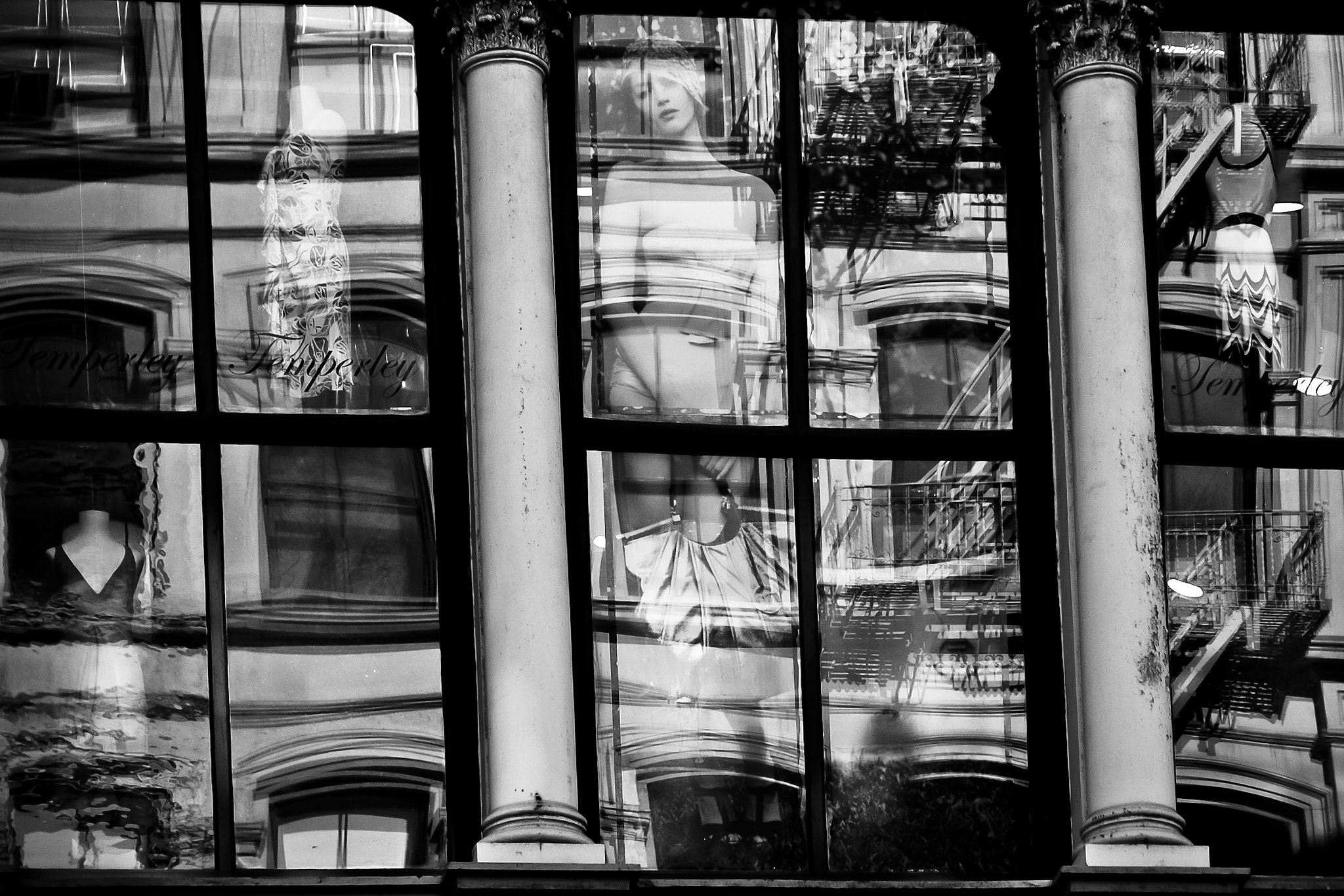 Photograph The girl at the window by Guillaume Gaudet on 500px