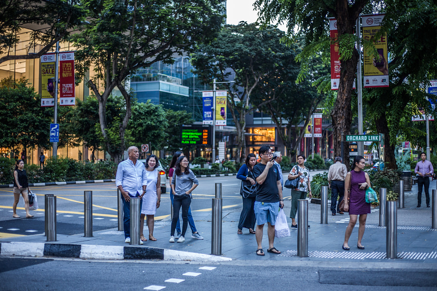 SingaporeOrchardRoad (of ) by Simo Ikävalko on 500px.com