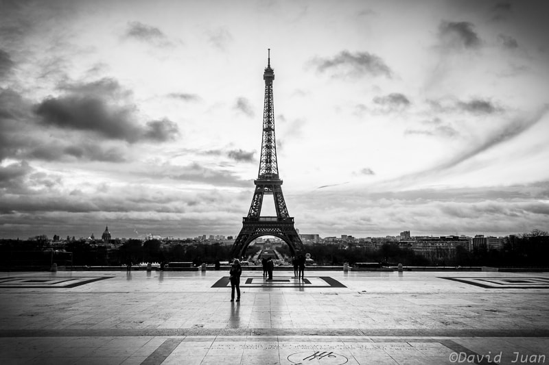 Photograph Paris ... I'm in love with you by David Juan on 500px