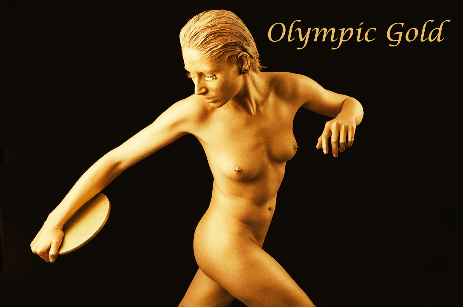 Photograph Olympic Gold by Markus Ernst on 500px