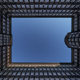 Looking Up | Sprinkenhof, Hamburg by Dr. Martin Zeile (zeile)) on 500px.com