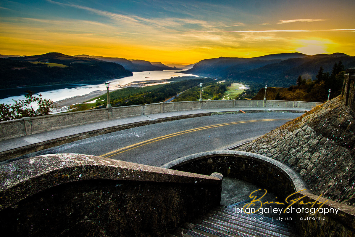 Photograph Columbia River Sunrise by Brian Gailey on 500px