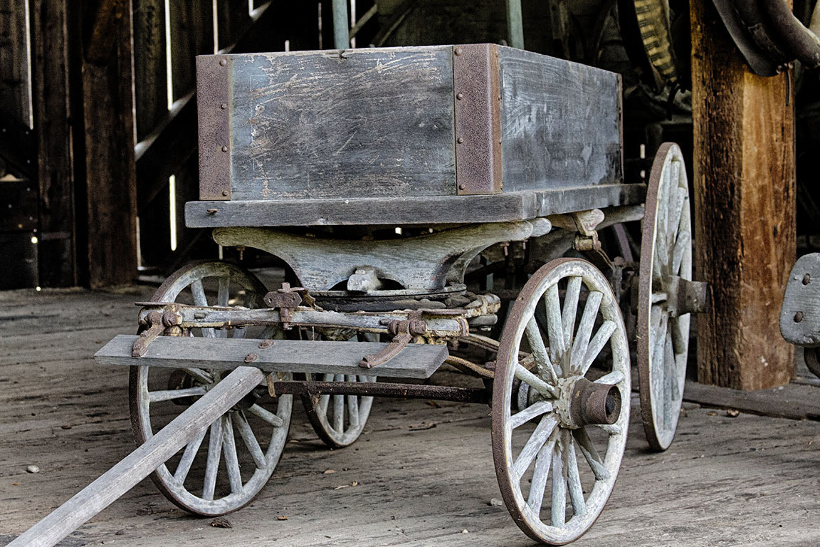 Photograph Batsto Wagon by Sonny Hamauchi on 500px