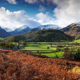 Borrowdale, Lake District, cumbria by Alexander Hare (AlexanderHare)) on 500px.com
