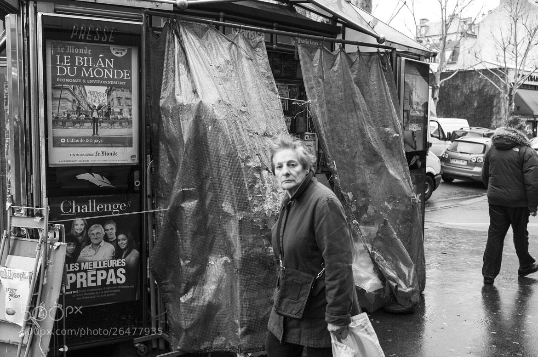 Photograph Portrait - Alésia by Olivier  on 500px