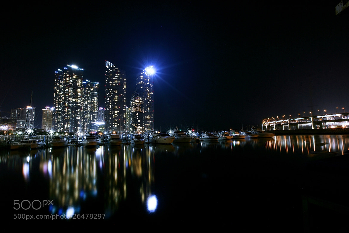 Photograph Yacht Parking Place by RYNTEN  on 500px