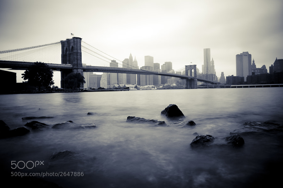 Photograph High Tide, New York by Guillaume Gaudet on 500px