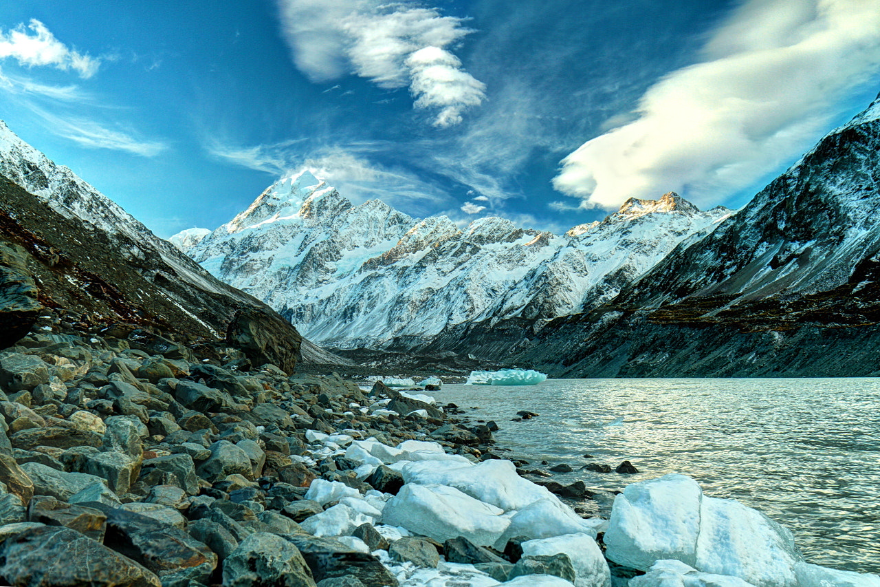 Photograph Aoraki/Mount Cook by Sebastian  Warneke  on 500px