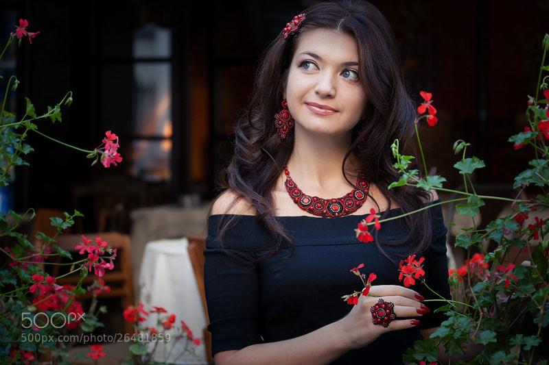 Photograph Carmen :) by Yulia Pletinka on 500px