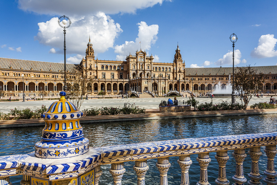 Photograph Sevilla by Jesús Sánchez Ibáñez on 500px
