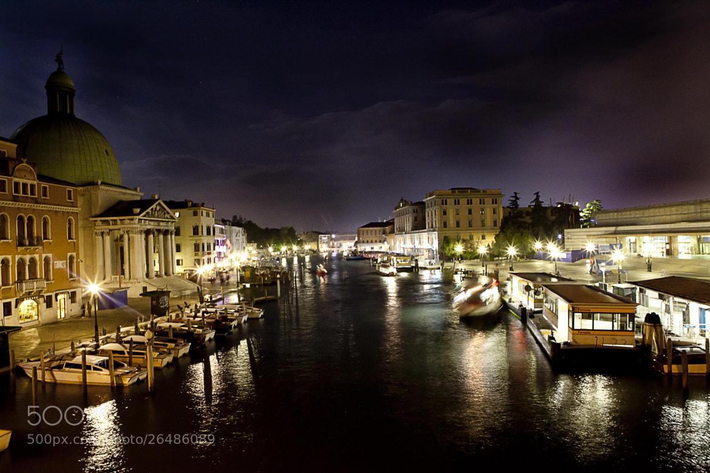 Photograph Venezia by Samuele Trobbiani on 500px
