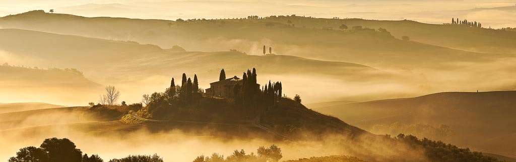 Photograph Val d'Orchia, Tuscany by Alexander Hare on 500px