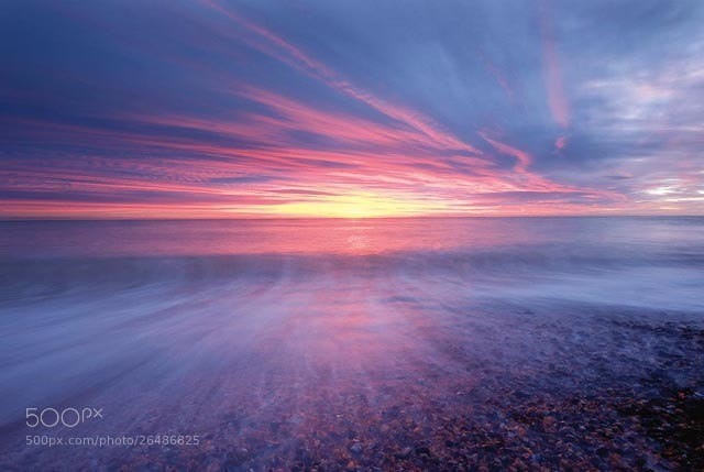 Photograph St Margaret's Bay, Kent by Alexander Hare on 500px