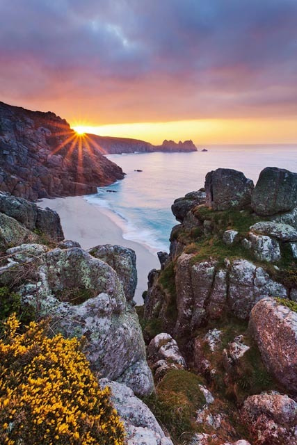 Photograph Porthcurno, Cornwall by Alexander Hare on 500px