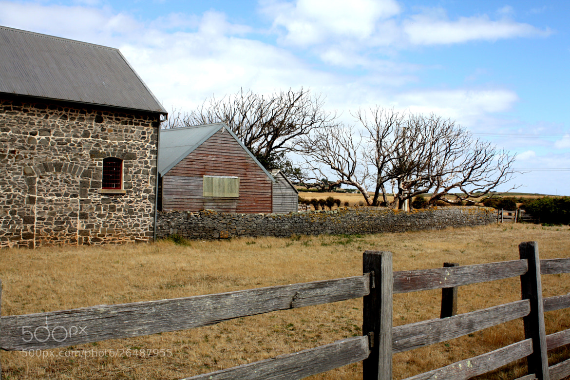 Photograph Highfield Homestead (1837) by Christopher Biggs on 500px