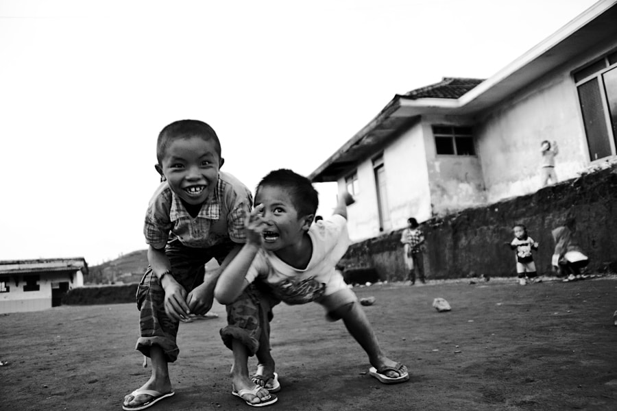 Photograph Cheeky Boys :D by Caroline Ryca on 500px