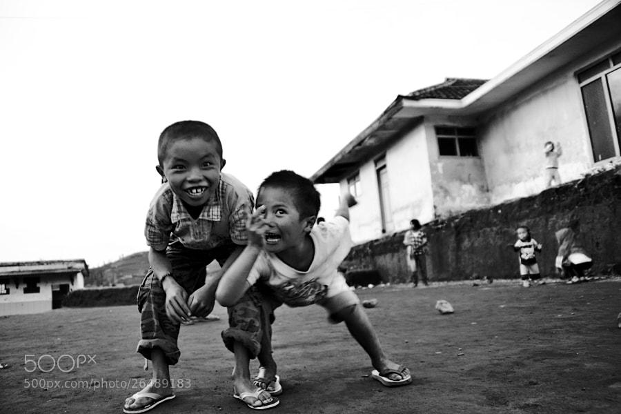 Photograph Cheeky Boys :D by Caroline Ryca on 500px