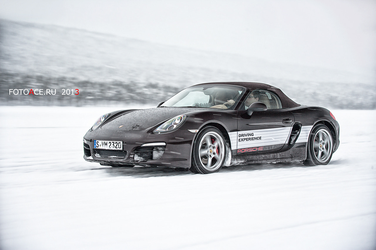Photograph Porsche Boxster by Andrey Philippov on 500px