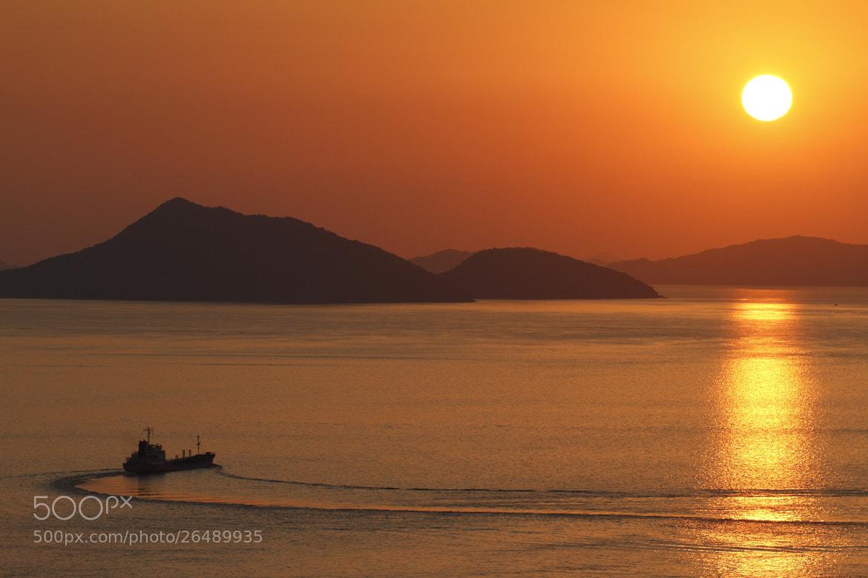 Photograph Inland sea by Hiroshi Oka on 500px