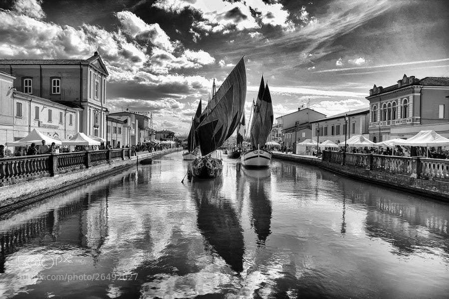 Photograph Cesenatico by Giuseppe Imperio on 500px