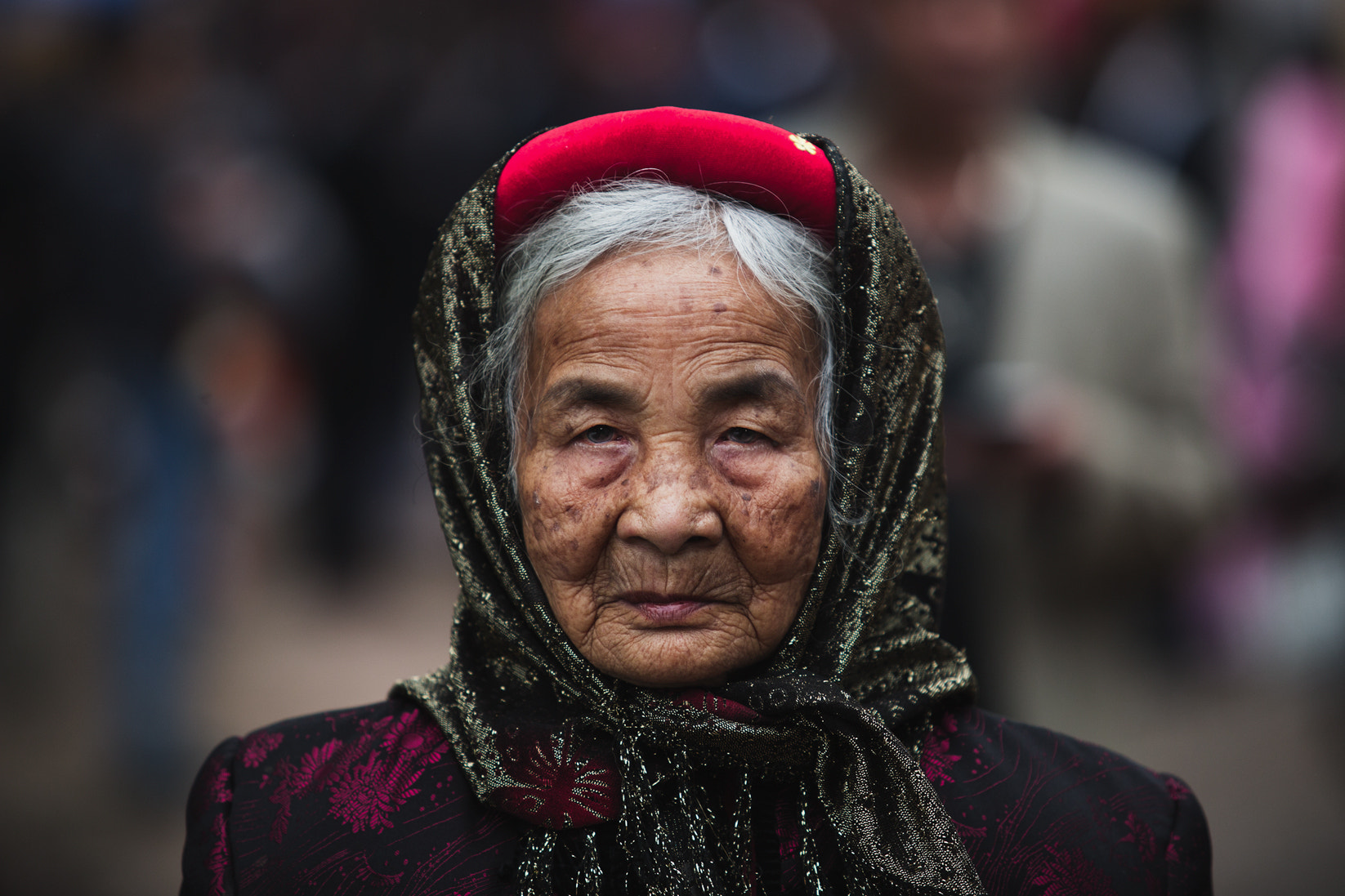 Photograph Little Old Lady by Roger Stonehouse on 500px