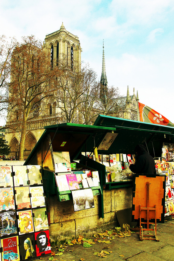 Photograph A postcard from Notre Dame by macaron* macaron* on 500px
