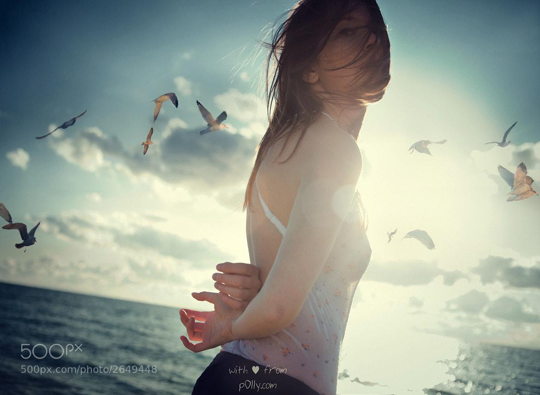 Photograph Burning Daylight by Polina Rabtseva on 500px