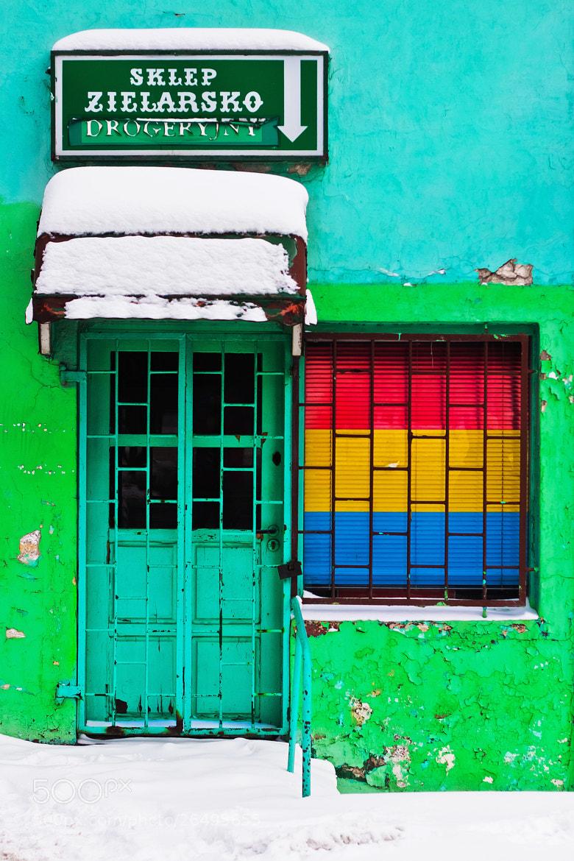 Photograph closed down by Adam Sandurski on 500px