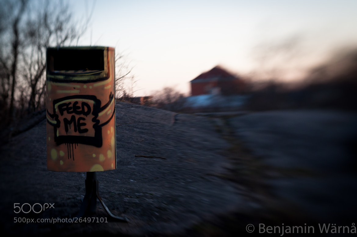 Photograph Feed me by Benjamin Wärnå on 500px