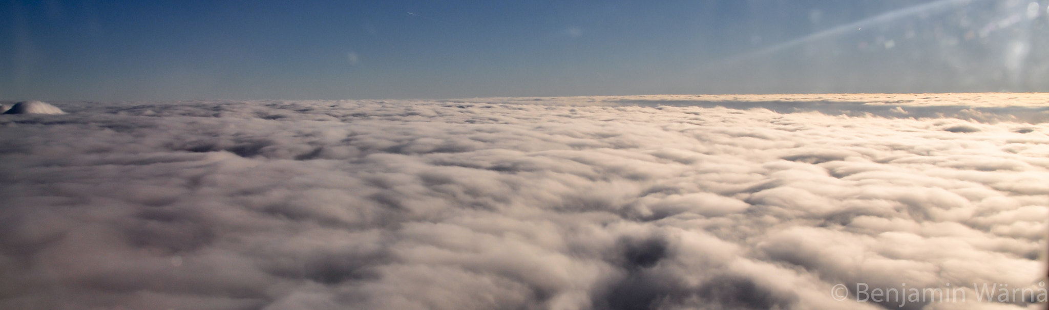 Photograph Sea of clouds by Benjamin Wärnå on 500px