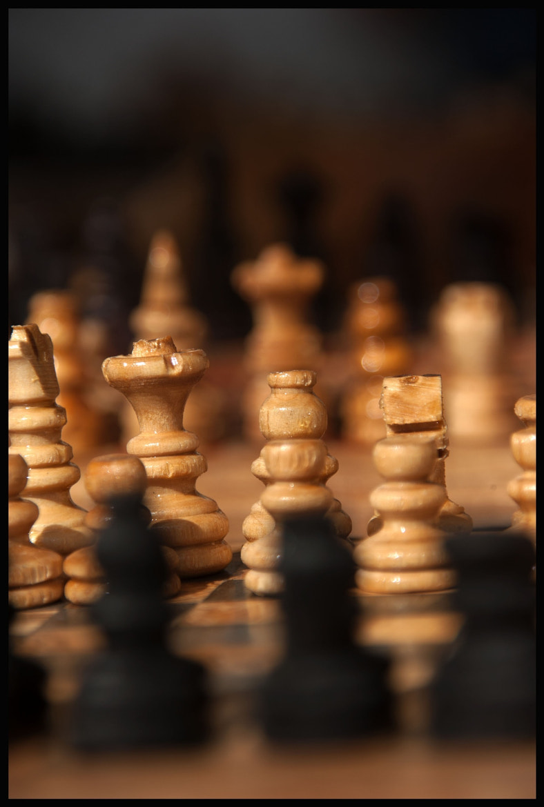 Photograph Check mate by Mark Pace on 500px