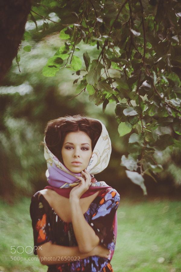 Photograph Kristina by Natalia Duplinskaya on 500px