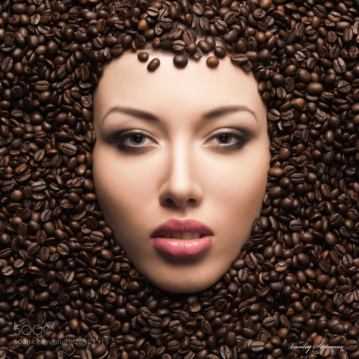 Photograph Coffee girl by Vasiliy Stepanov on 500px