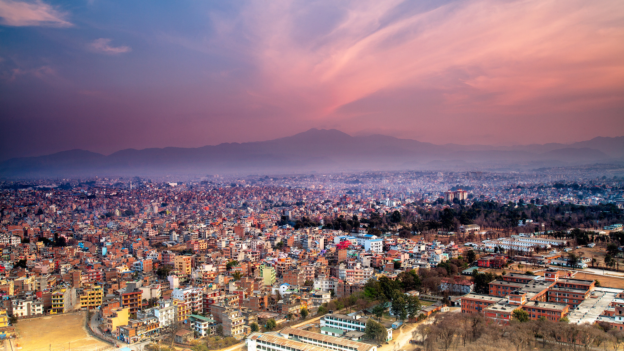 Photograph Kathmandu City by Helminadia Ranford on 500px