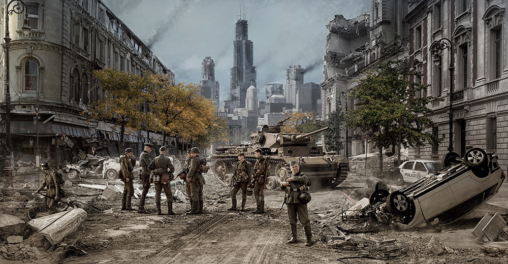 Photograph historical apocalypse by Dmitry Laudin on 500px