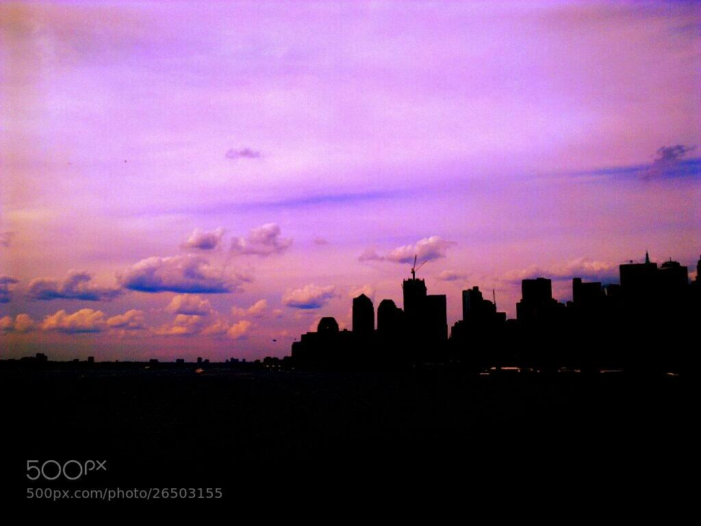 Photograph Clouds vs Buildings by Saranyan Ravinthirakumaran on 500px