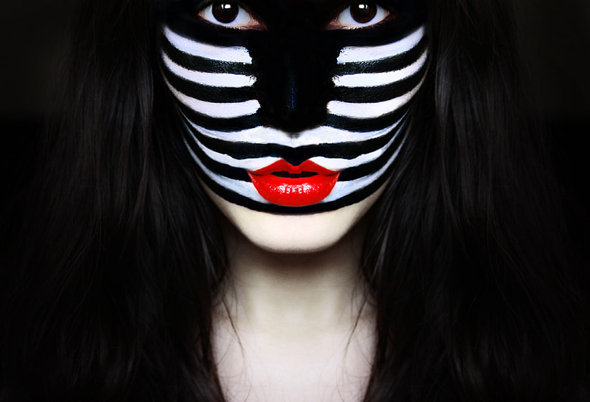 Photograph Zebra wears red too by Felicia Simion on 500px