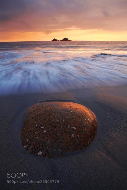 Photograph Porth Nanven, Cornwall by Alexander Hare on 500px