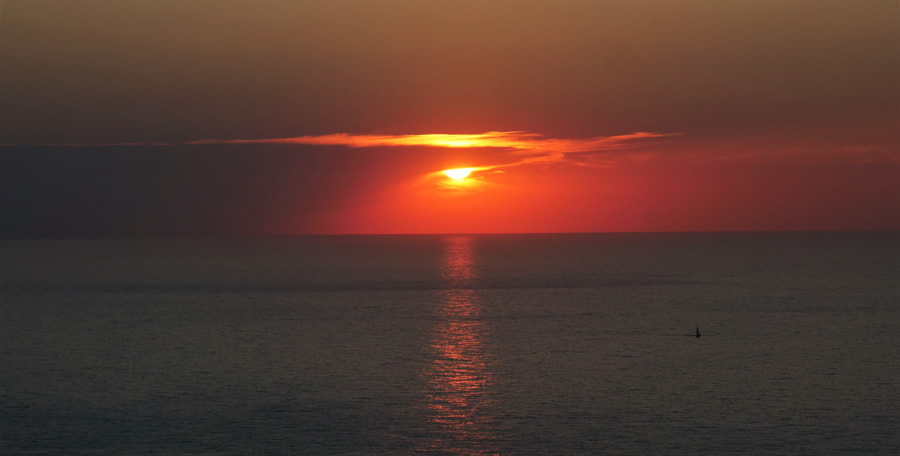 Sunset, автор — RySCH  на 500px.com