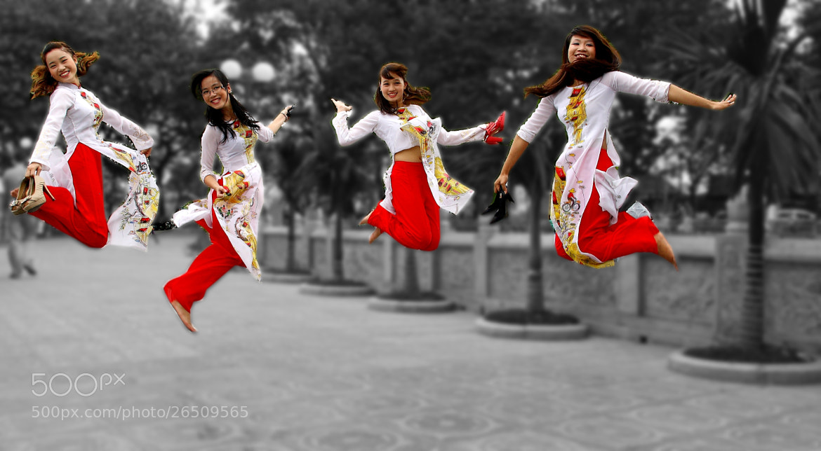 Photograph Jump in joy by Pranab Ghosh on 500px