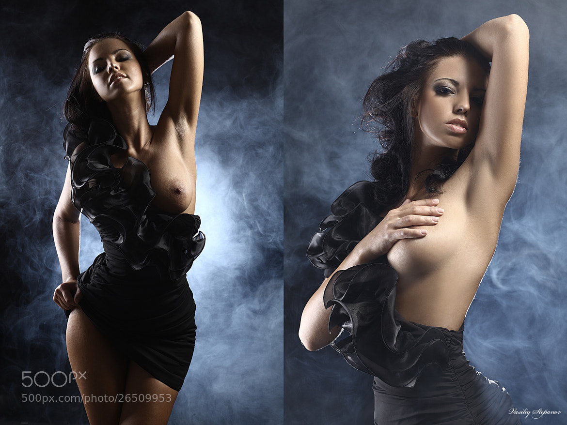 Photograph In black dress by Vasiliy Stepanov on 500px