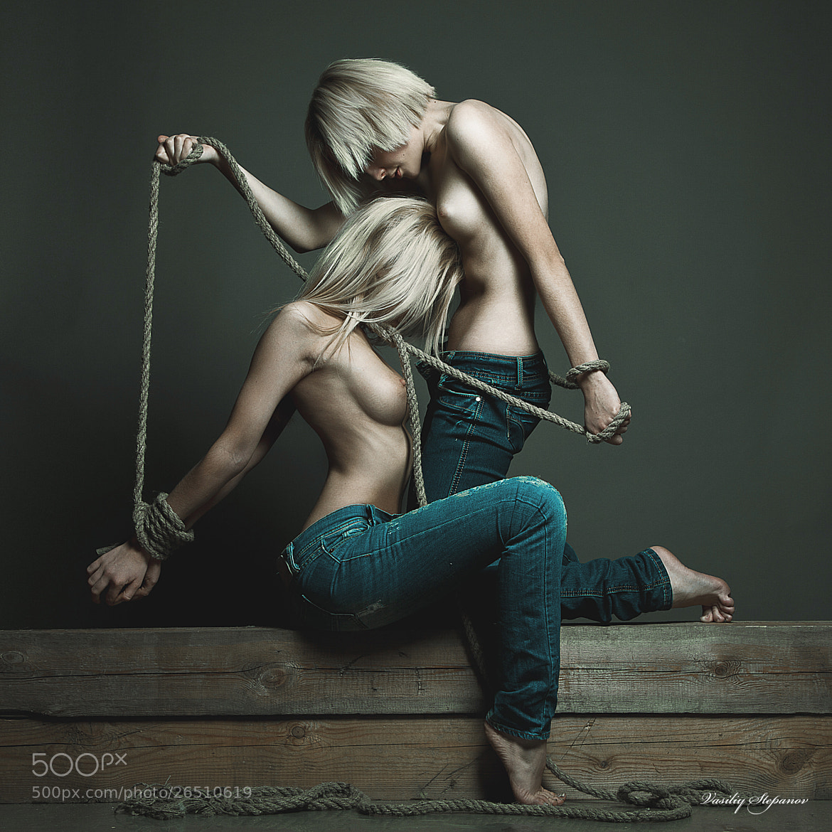 Photograph Two with rope by Vasiliy Stepanov on 500px