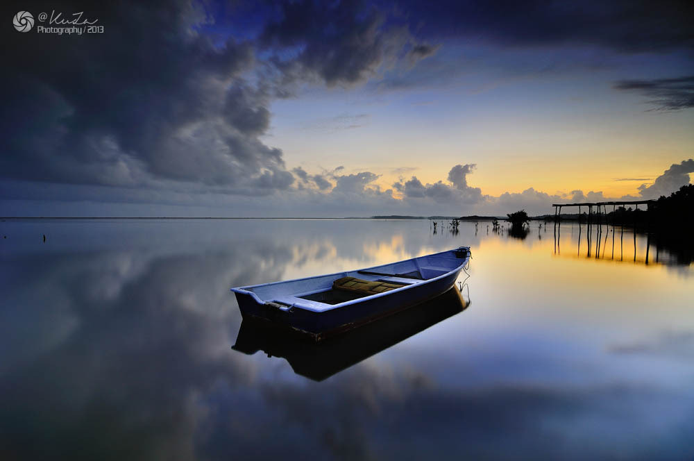 Photograph The Boat by Ku Za on 500px