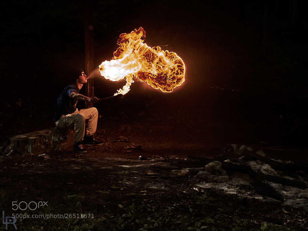 Photograph Flames! by Emilie Filrouge on 500px