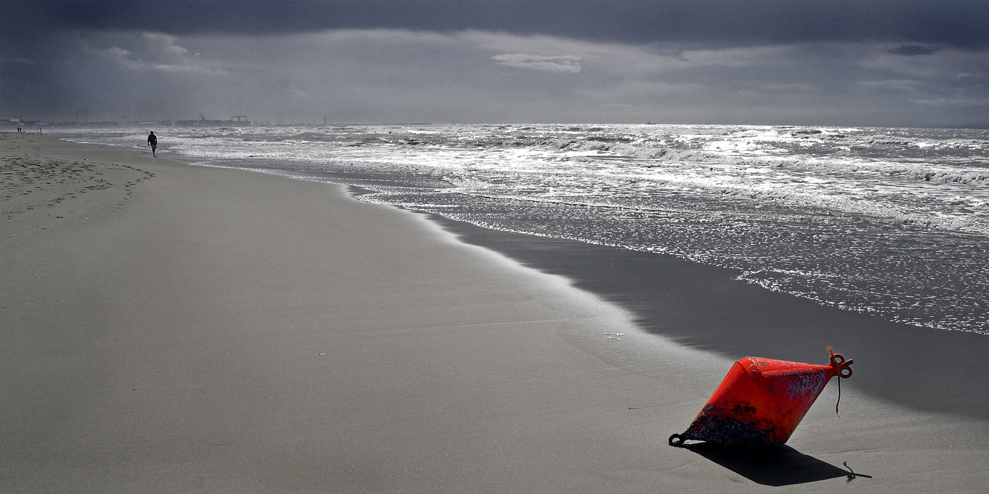 Photograph Winter Beach by NDStudio Fotografi on 500px