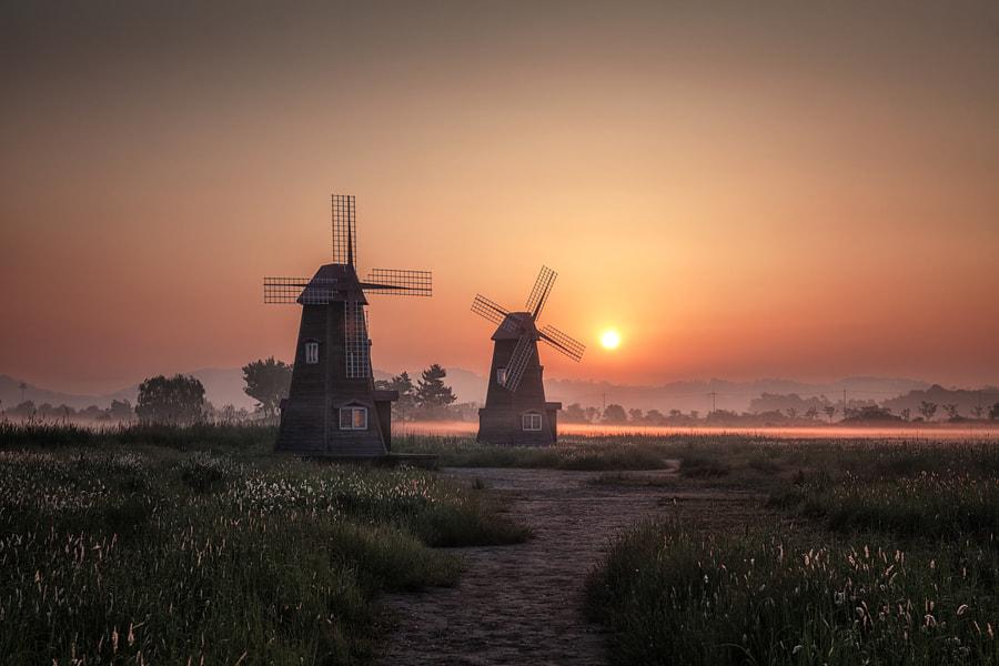 The sunrise., автор — c1113  на 500px.com