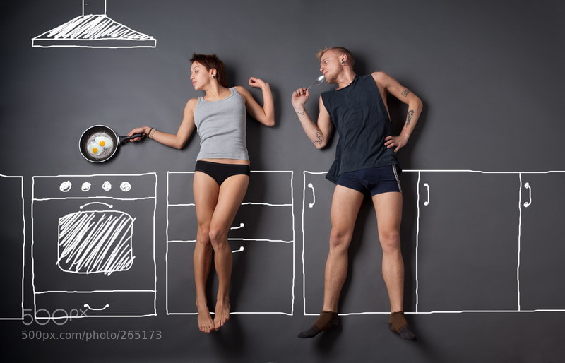 Photograph love story #3 by elovich  on 500px