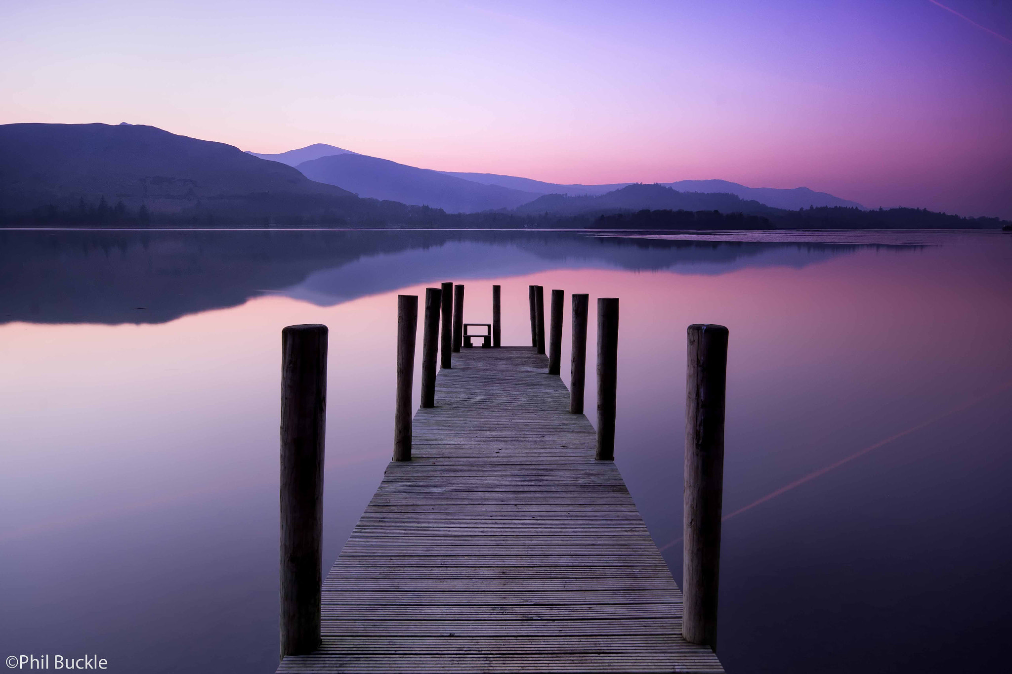 Photograph Ashness Jetty by Phil Buckle on 500px